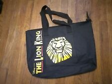 Vintage Disney's The Lion King Canvas Tote Bag