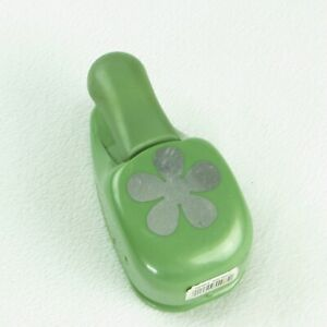 SCRAPBOOKING PAPER PUNCH CRAFTS PAPER SHAPPERS FLOWER STAMP