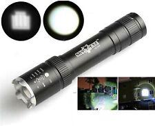 2500Lumen Super CREE Q5 18650 POWERED LED CREE FLASHLIGHT + CHARGER + BATTERY