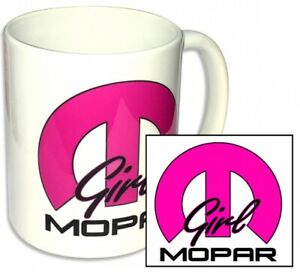 Coffee Mug : Mopar Girl