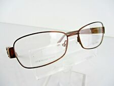 NEW Max Mara MM1128 (0A10) Brown 54 x 16 135 mm Eyeglasses Frames