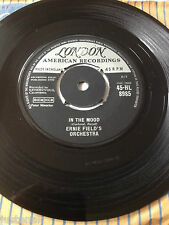 """ERNIE FIELD'S ORCHESTRA 'In the Mood' 1959 UK LONDON EX+ VINYL 7"""""""