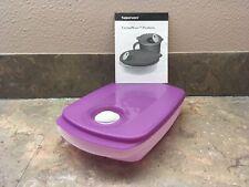 Tupperware CrystalWave LunchBox-Microwaveable