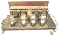 vintage KOLSTER MODEL K-42 RADIO: Untested RADIO CHASSIS class 22000 w/ 4 TUBES