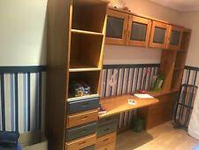 Pack dormitorio juvenil cama con cajonera y armario incluye somier