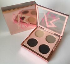 MAC LE RIRI HEARTS MAC Eyeshadow Quad SMOKED COCOA BNIB RRP £33 Grab a Bargain