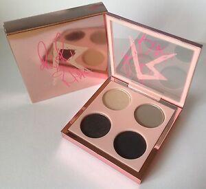 MAC LE Rihanna RIRI HEARTS MAC Eyeshadow Quad SMOKED COCOA BNIB RRP £33