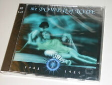 THE POWER OF LOVE 1988 - 1989 TIME LIFE 2 CD S NEU OVP MIT MOODY BLUES FOREIGNER