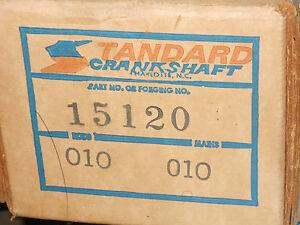 Standard Crankshaft Kit 15120 for 1960-1964 Ford 144 c.i. Engine Obsolete RARE