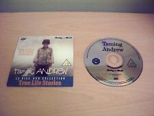TAMING ANDREW True Life Stories Starring Park Overall & Seth Adkins DVD