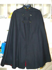 WWII NURSES NURSE CAPE UNIFORM NAMED D BUCY MARKED U.H. SNOWHITE MFG CO