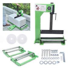 Heavy Duty Brick Cutter Splitter Manual Cutting Machine Landscaping Paving Tool