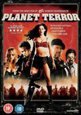 Planet Terror DVD Nuevo DVD (MP768D)