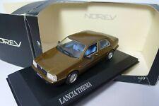 Lancia Thema Marron métal - Norev 1/43