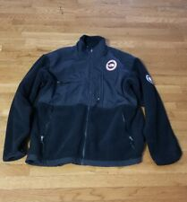 North Face Trans Antarctica Expedition 1990 Polartec Fleece Jacket - XL/Black