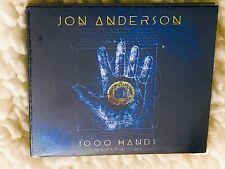 JON ANDERSON 1000 Hands Chapter One Digipak CD