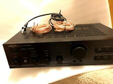 Onkyo Intergrated Stereo Amplifier Model A-8150 w Extra 2 Speaker Wires