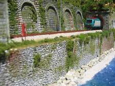 diorama plastico ferroviario