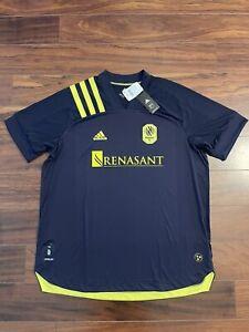 Adidas 20/21 Aeroready Nashville SC MLS Soccer Jersey GI8636 Men's Size XXL