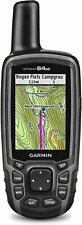 Garmin Gpsmap 64st Topo Us 100K Maps w/ High-Sensitivity Gps & Glonass Receiver