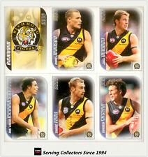 2006 Herald Sun AFL Trading Cards Base Card Team Set Richmond (12)