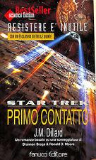 """[222] ECONOMICA TASCABILE ed. Fanucci 1997 n.  50 """"Primo contatto"""""""