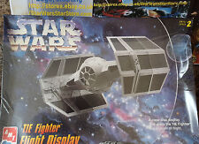 Star wars darth vader tie fighter model amt scellé * neuf * obsolète 1996! c. rare!