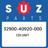 32900-40920-000 Suzuki Cdi unit 3290040920000, New Genuine OEM Part
