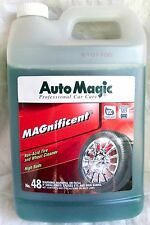 WHEEL CLEANER, MAGnificent by AUTO MAGIC, Non acid concentrate, 1 Gal
