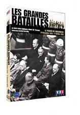 Les grandes batailles le procès de Nuremberg DVD NEUF SOUS BLISTER
