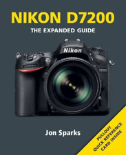 Jon Sparks-Nikon D7200 BOOK NEW