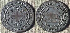 Switzerland-Canton : Bern 1798 1/2 Bat CH.AU-UNC Most Luster #91   IR5601