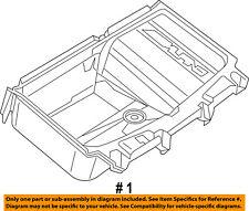 Dodge CHRYSLER OEM 13-14 Durango Interior-Rear-Storage Compart 5LC35XXXAC