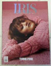 No Label IRIS COVET BOOK Spr Sum 2017 Sexy THINK PINK Cover WANDERER Lynn Wyatt