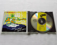 Peter WOLPL Mr. fudge speaks GERMANY CD MGI Rds MGR 1007(1989) fusion jazz funk