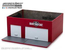 1:64 Greenlight *MECHANICS CORNER* Graveyard Carz GARAGE Diorama Building NIB!