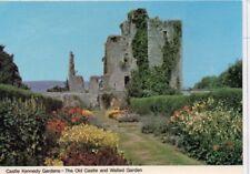 Castle Kennedy Gardens : The Old Castle & Walled Garden