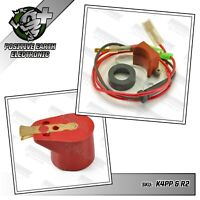 Electronic Ignition Kit for Lucas 45D 43D & 59D Distributor Positive Earth