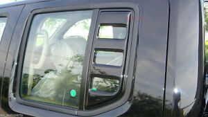 SIDE WINDOW GUARD MOULDING FOR NISSAN FRONTIER NAVARA D40 2005 2006 2007-2013