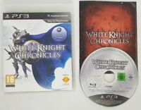White Knight Chronicles (PS3) SUPERB CONDITION FAST FREE UK POST