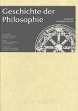 Geschichte der Philosophie - Bertram Mathias (auswahl)