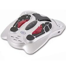 Electric Foot Massager Circulation Blood Booster Infrared Deluxe Medical Relax