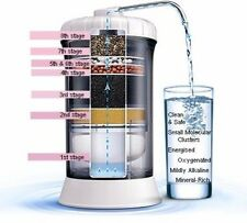 ( 1 ) Cosway Hexagon 8 Stage Water Purifier Great-Tasting & Nourishing