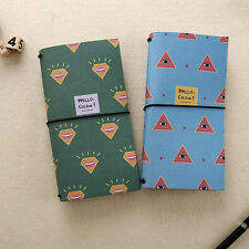 """Hello Color"" Notebook Diary Journal Schedule Planner Travel Sketch Note Memo"