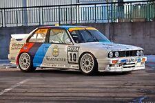 "BMW M3 E30 "" DTM 1992 Steve Soper "" in 1:18 ANFERTIGUNG"