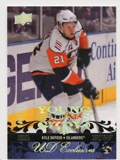 08-09 UPPER DECK YOUNG GUNS ROOKIE RC EXCLUSIVES #229 KYLE OKPOSO 028/100 *45837