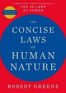The Concise Laws of Human Nature by Robert Greene 9781788161565   Brand New