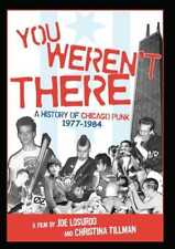 You Weren't There: A History of Chicago Punk 1977-1984 NEW DVD