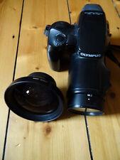 OLYMPUS- IS-3000 Spiegelreflexkamera 35-180 mm/4,5-5 + WW-Linse
