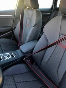 AUDI A3 S3 Seat Belts Colored Belts Sline Advant Sedan Gecko Quattro